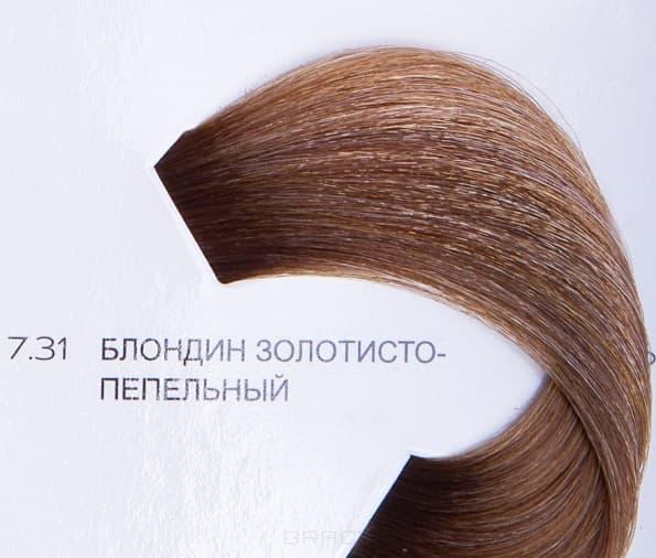 L'Oreal Professionnel, Краска для волос Dia Light, 50 мл (34 оттенка) 7.31 блондин золотисто-пепельный. fauvert professionnel colorea краска для волос тон 7 1 блондин пепельный 100 мл