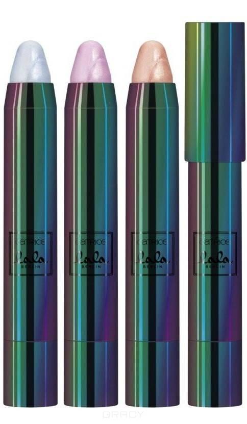 Купить Catrice, Хайлайтер для губ в карандаше Lala Berlin Prismatic Paint (2 оттенка), 1 шт, Тон C02