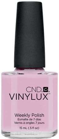 CND (Creative Nail Design), Винилюкс Профессиональный недельный лак VINYLUX™ Weekly Polish (54 оттенка) 15 мл # 135 (Cake Pop) 10 pcs creative u shape spill proof nail polish stickers tool manicure nail sticker finger cover tool