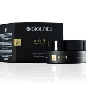 Bioline, AG3 BEAUTY SECRET- антивозрастная эмульсия, 50 мл avene антивозрастная увлажняющая эмульсия для мужчин men 50 мл