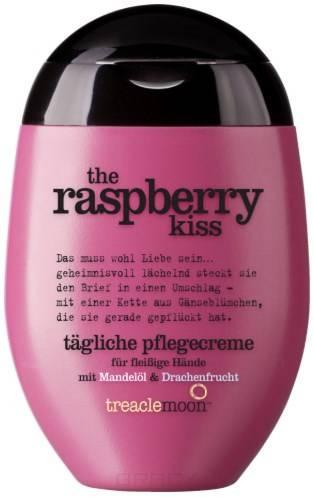 Купить Treaclemoon, Крем для рук малиновый поцелуй The Raspberry Kiss Handcreme, 75 мл