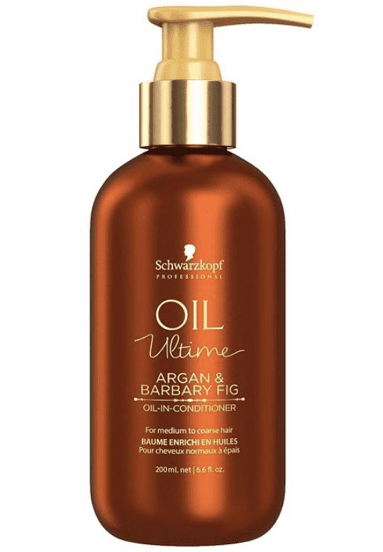 купить Schwarzkopf Professional, Кондиционер для нормальных и жёстких волос Oil Ultime Oil In Conditioner, 200 мл онлайн