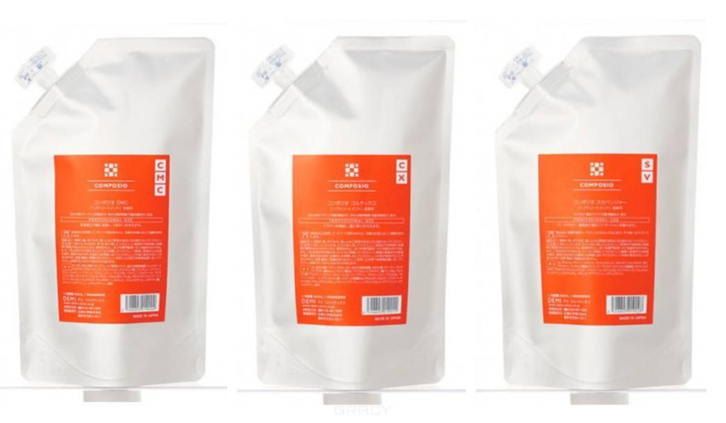 Купить Demi, Пакет Composio Express из 3 продуктов (CMС + CX + SV), 3х600 мл