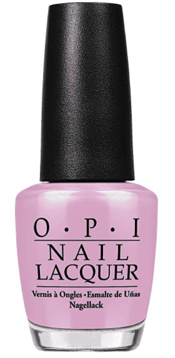 OPI, Лак для ногтей Classic, 15 мл (156 цветов) Purple Palazzo Pants frill waist belted palazzo pants