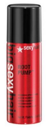 Купить Sexy Hair, Мусс - спрей для объема волос Root Pump Volumizing Spray Mousse, 50 мл