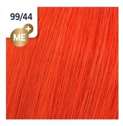 Купить Wella, Стойкая крем-краска для волос Koleston Perfect, 60 мл (189 оттенков) 99/44 карамельный десерт