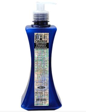 Coiffer, Шампунь для волос глубокой очистки Limpeza Profunda Шаг 1Кератиновое выпрямление<br><br>