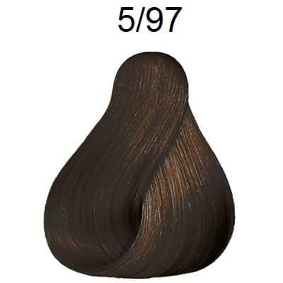цена Wella, Краска для волос Color Touch, 60 мл (56 оттенков) 5/97 светло-коричневый сандре коричневый онлайн в 2017 году