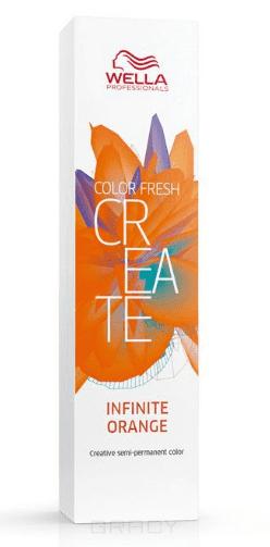 Фото - Wella, Оттеночная краска для ярких акцентов Color Fresh Create, 60 мл (13 оттенков) Бесконечный оранжевый INFINITE ORANGE оттеночная краска для ярких акцентов color fresh create 60 мл 13 оттенков
