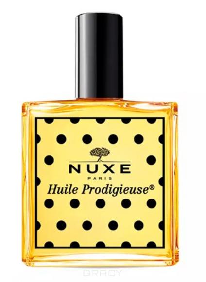 Nuxe, Сухое масло Лимитированное издание 2018 Huile Prodigieuse, 100 мл сухое масло nuxe huile prodigieuse