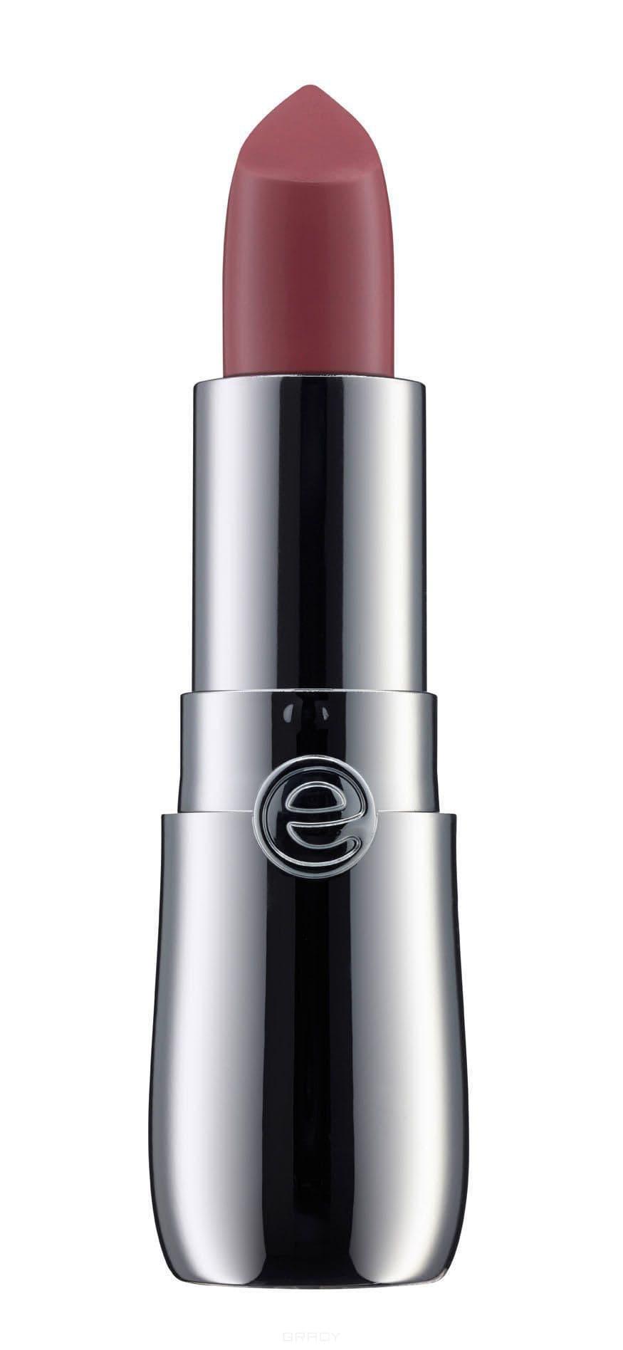 все цены на Essence, Сияющая губная помада Colour Up! Shine On! Lipstick, 3.5 гр (12 тонов) №12, красно-коричневый онлайн
