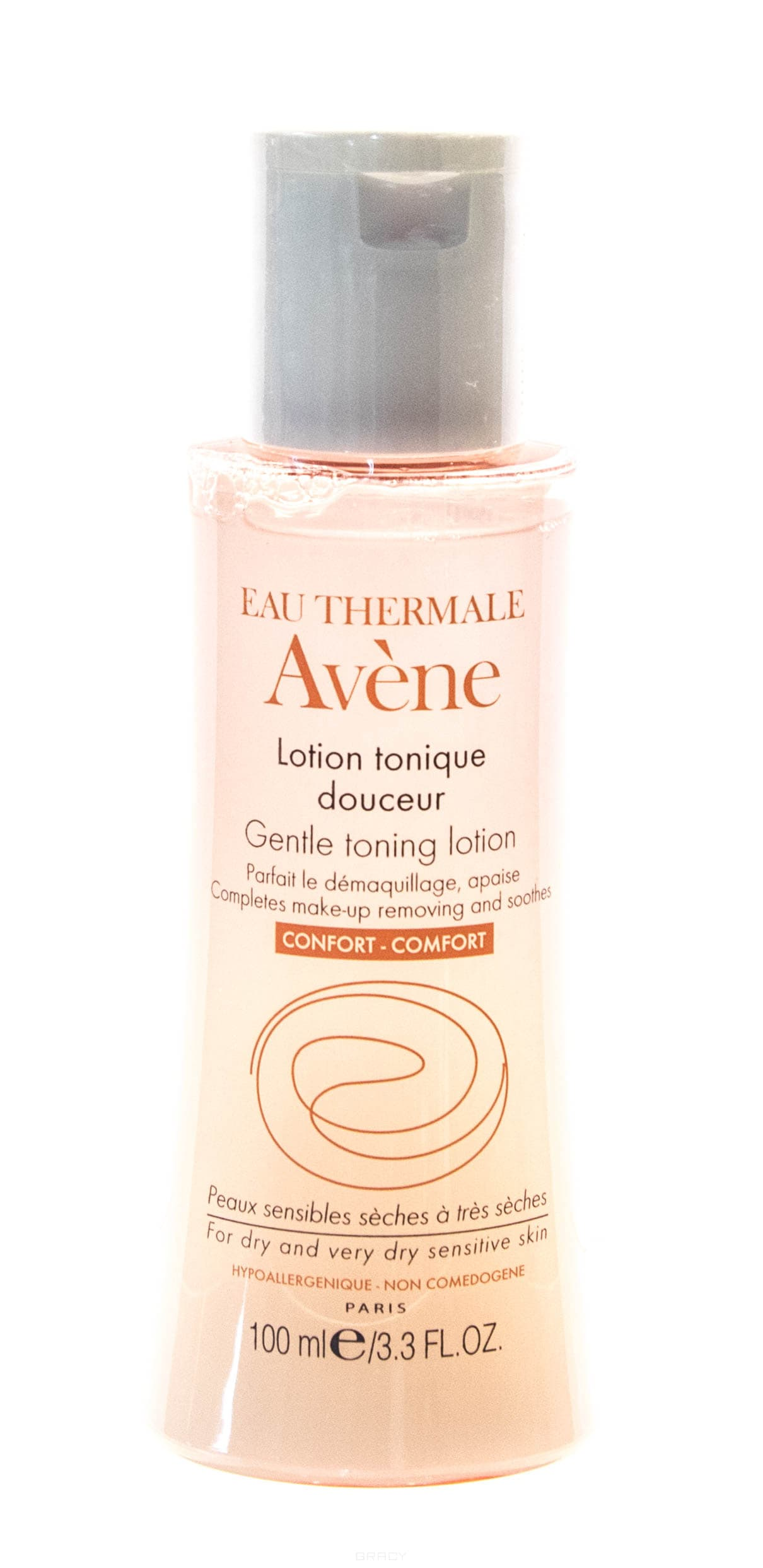 Avene, Мягкий тонизирующий лосьон, 100 мл термальная вода avene где купить