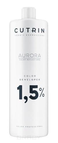 Купить Cutrin, Окислитель для краски Aurora Color Developer (SCC-Reflection) (1, 5, 3, 4, 6, 9, 12%) Окислитель Aurora Color Developer 1, 5%