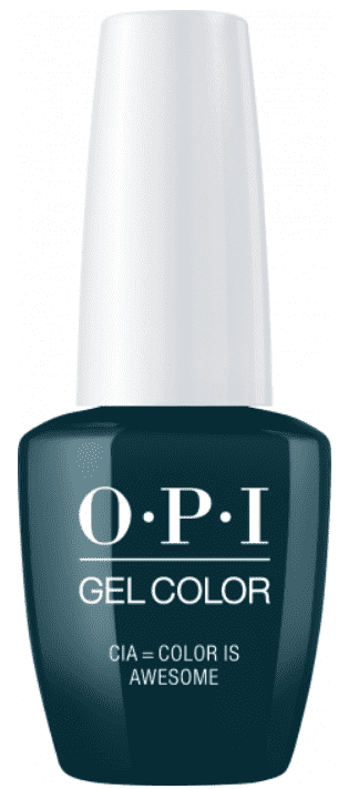 OPI, Гель-лак GelColor, 15 мл (95 цветов) CIA= Color Is Awesome opi гель лак gelcolor 15 мл 95 цветов do you have this color in stock holm