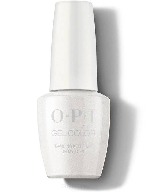 все цены на OPI, Гель-лак GelColor, 15 мл (199 цветов) Dancing Keeps Me on My To / Nutcracker онлайн