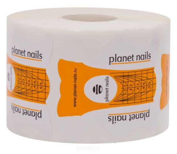 Формы для наращивания Nail Form, 500 шт/уп