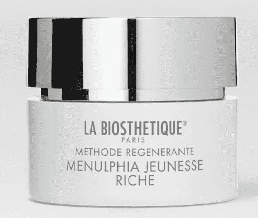 La Biosthetique, Насыщенный регенерирующий крем интенсивного действия Methode Regenerante Menulphia Jeunesse Riche, 50 мл