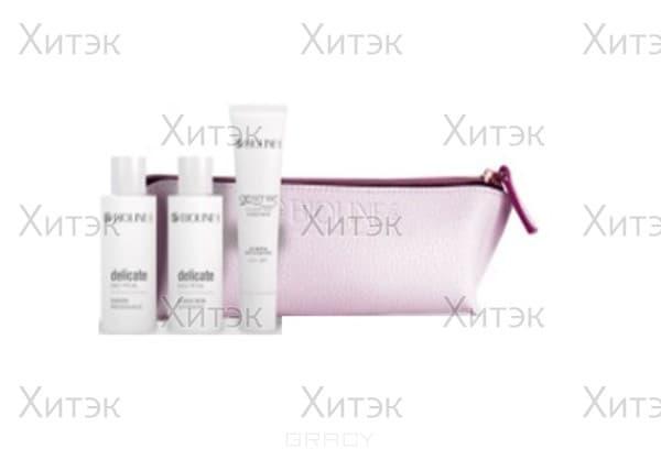 Купить Bioline, Подарочный набор Desence couperose pensil-case для для ухода за чувствительной кожей лица, 30/50/50 мл + пенал-косметичка