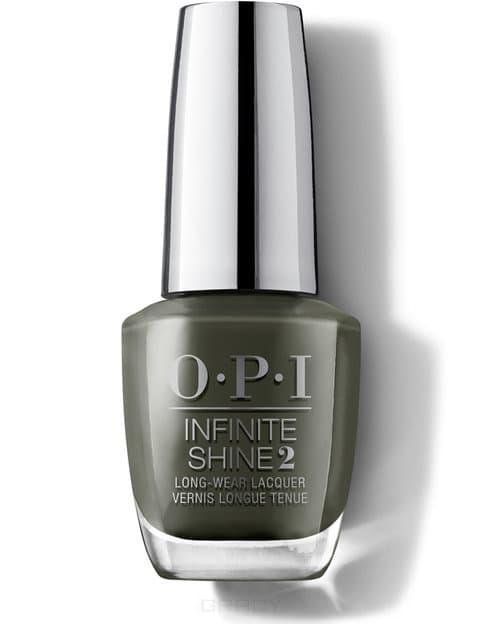 OPI, Лак с преимуществом геля Infinite Shine, 15 мл (208 цветов) I've Seen in Aber-Green / Scotland