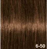 Schwarzkopf Professional, Краска для седых волос Igora Royal Absolutes Игора Роял Абсолют (палитра 24 цвета), 60 мл 6-50 Темный русый золотистый натуральный schwarzkopf professional краска для седых волос igora royal absolutes игора роял абсолют палитра 24 цвета 60 мл 5 50 светлый коричневый золотистый натуральный