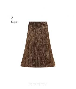 Купить BB One, Перманентная крем-краска Picasso Colour Range без аммиака (76 оттенков) 7Blond/Блонд