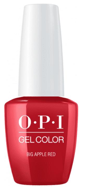 OPI, Гель-лак GelColor, 15 мл (95 цветов) Big Apple Red nova гель лак 95