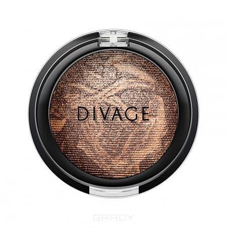 Divage, Тени для век запеченные Colour Sphere, 3 гр (9 оттенков)