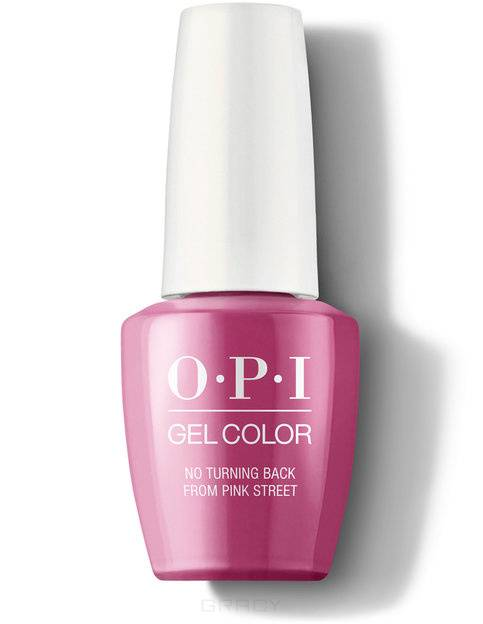 OPI, Гель-лак GelColor, 15 мл (199 цветов) No Turning Back From Pink Street / Lisbon цена