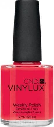Купить CND (Creative Nail Design), Винилюкс Профессиональный недельный лак VINYLUX™ Weekly Polish (54 оттенка) 15 мл # 122 (Lobster Roll)