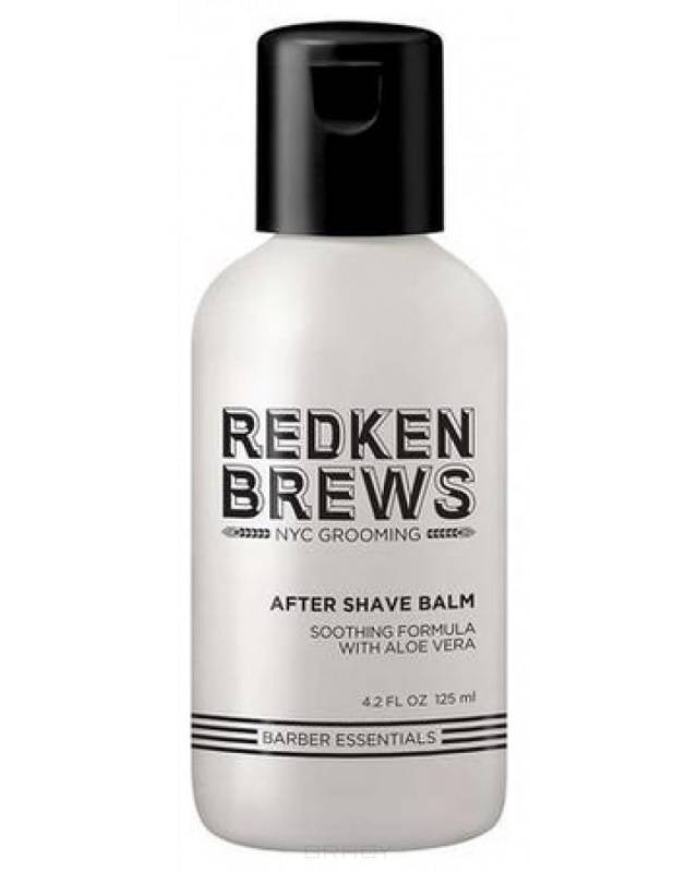 Redken, Бальзам после бритья Брюс Афтершейв Brews Aftershave, 125 мл.