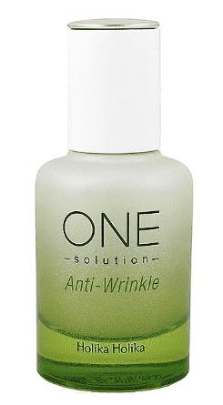 One solution Anti-Wrinkle Super Energy Ampoule Сыворотка антивозрастная, 30 мл Холика Холика антивозрастная сыворотка с чагой the saem chaga anti wrinkle serum