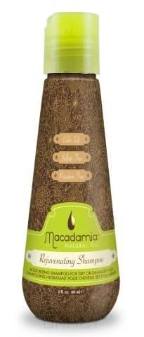 Macadamia Natural Oil, Шампунь восстанавливающий с маслом арганы и макадамии Rejuvenating Shampoo, 100 млУход и лечение<br>Макадамия — дерево, издревле почитаемое аборигенами Австралии. Они свято верили: ореховое масло лечит болезни, возвращает молодость. Старики втирали его в голову, желая предотвратить выпадение волос и появление седины.<br> <br>Вооружившись секретами австрал...<br>