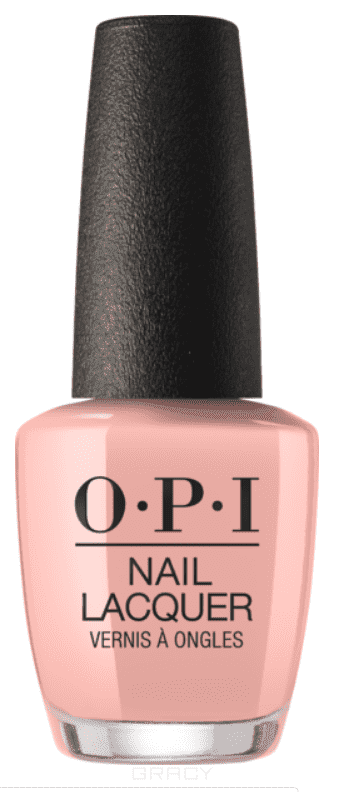 OPI, Лак для ногтей Nail Lacquer Peru Collection 2018, 15 мл (12 цветов) Machu Peach-u лак для ногтей opi nail lacquer germany collection g15 цвет g15 deutsch you want me baby variant hex name b62029