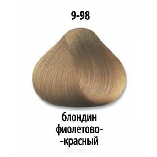 Купить Constant Delight, Краска для волос Констант Делайт Trionfo, 60 мл (74 оттенка) 9-98 Блондин фиолетовый красный