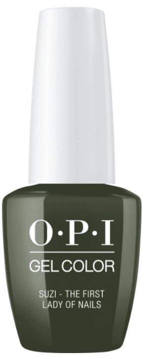 OPI, Гель-лак GelColor, 15 мл (95 цветов) Suzi - The First Lady Of Nails