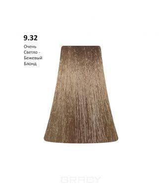 Купить BB One, Перманентная крем-краска Picasso Colour Range без аммиака (76 оттенков) 9.32Very Light Beige Blond/Очень Светло-Бежевый Блондин