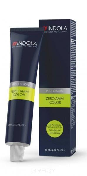 Indola, Zero Amm Стойкий краситель на масляной основе без аммиака, 60 мл (35 оттенков) 5-80 светлый коричневый шоколадный натуральныйIndola Profession - окрашивание волос<br><br>