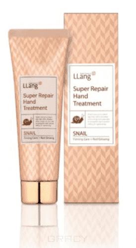 Восстанавливающий крем для рук с экстрактом улитки Super Repair Hand Treatment Snail, 70 мл крем для рук с муцином улитки snail moisture hand cream 100 мл
