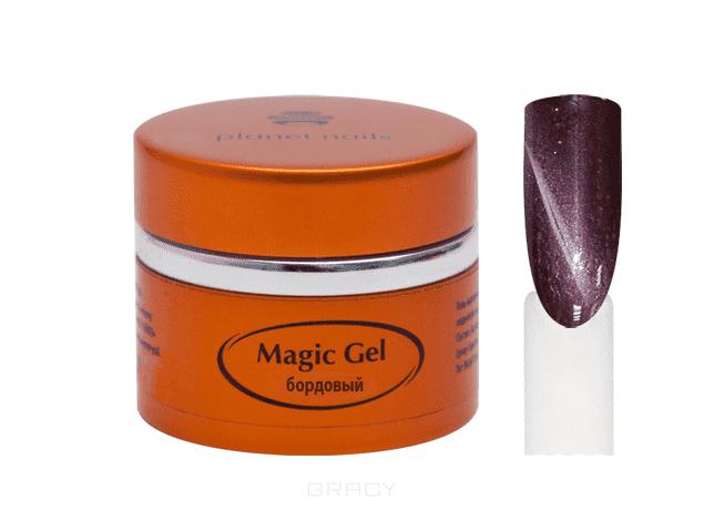 Planet Nails, Гель magic Gel магнитный, 5 г (8 оттенков) Гель magic Gel магнитный, 5 гГели дл наращивани ногтей<br><br>