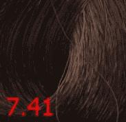 Купить Revlon, Безаммиачная краска для волос Тон в тон YCE Young Color Excel, 70 мл (51 оттенок) 7-41 светлый орех