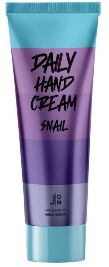 Купить J:ON, Крем для рук с муцином улитки Daily Hand Cream Snail, 100 мл