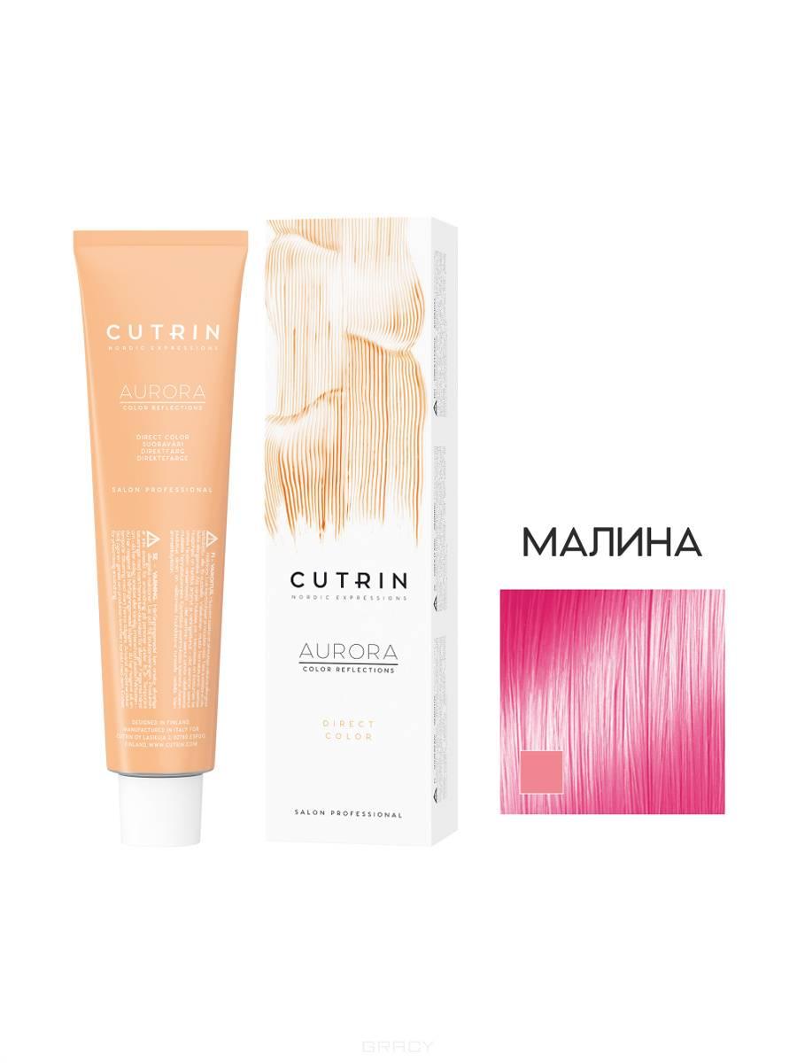 Купить Cutrin, Тонирующий краситель с прямыми пигментами Aurora Direct Color, 100 мл (10 оттенков) Малина (пастельно-розовый)