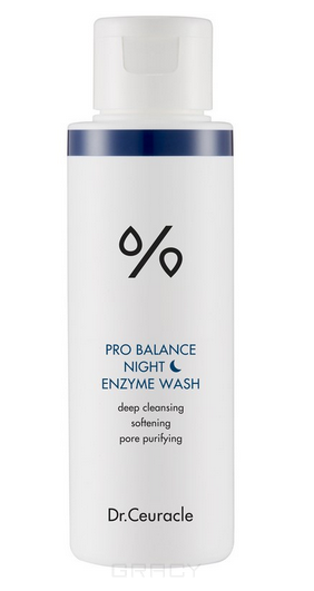 Dr.Ceuracle, Ночной энзимный скраб для лица с пробиотиками Pro-balance Night Enzyme Wash, 50 г фото