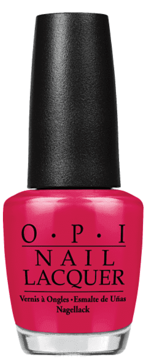 OPI, Лак для ногтей Classic, 15 мл (156 цветов) I'M Not Really A Waitress opi лак для ногтей nail lacquer nutcracker 2018 15 мл 15 цветов toying with trouble