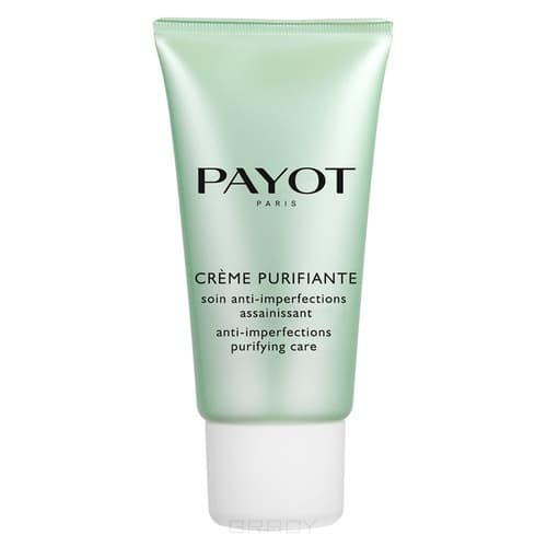 Payot, Регулирующий крем-флюид против высыпаний Pate Grise Cr?me Purifiante, 50 млКремы, гели, сыворотки<br><br>