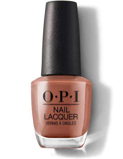 OPI, Лак для ногтей Nail Lacquer, 15 мл (221 цвет) Chocolate Moose / Classics opi лак для ногтей nail lacquer 15 мл 214 цветов chocolate moose classics