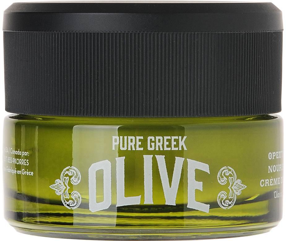 Купить Korres, Крем ночной питательный Greek Olive, 40 мл