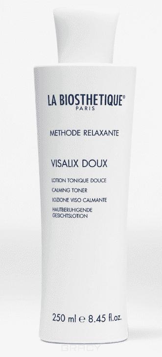 La Biosthetique, Успокаивающий тоник для чувствительной кожи Methode Relaxante Visalix Doux, 50 мл успокаивающий увлажняющий крем для поврежденной солнцем кожи лица 50 мл la biosthetique methode soleil