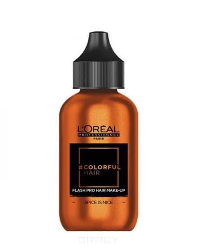L'Oreal Professionnel, Краска-макияж для волос Colorful Hair Flash, 60 мл (11 оттенков) Пожарная тревога colorful flash led disco ball induction helicopter toy