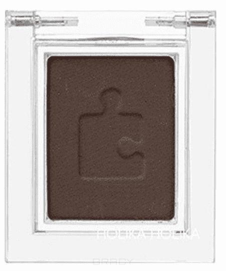 Holika Holika, Piece Matching Shadow Тени для глаз, 2 г (41 оттенок) Холика Холика Темно-коричневый MBR04 Two Shot Americano фото